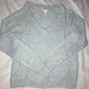 V-Neck Sweatshirt from H&M